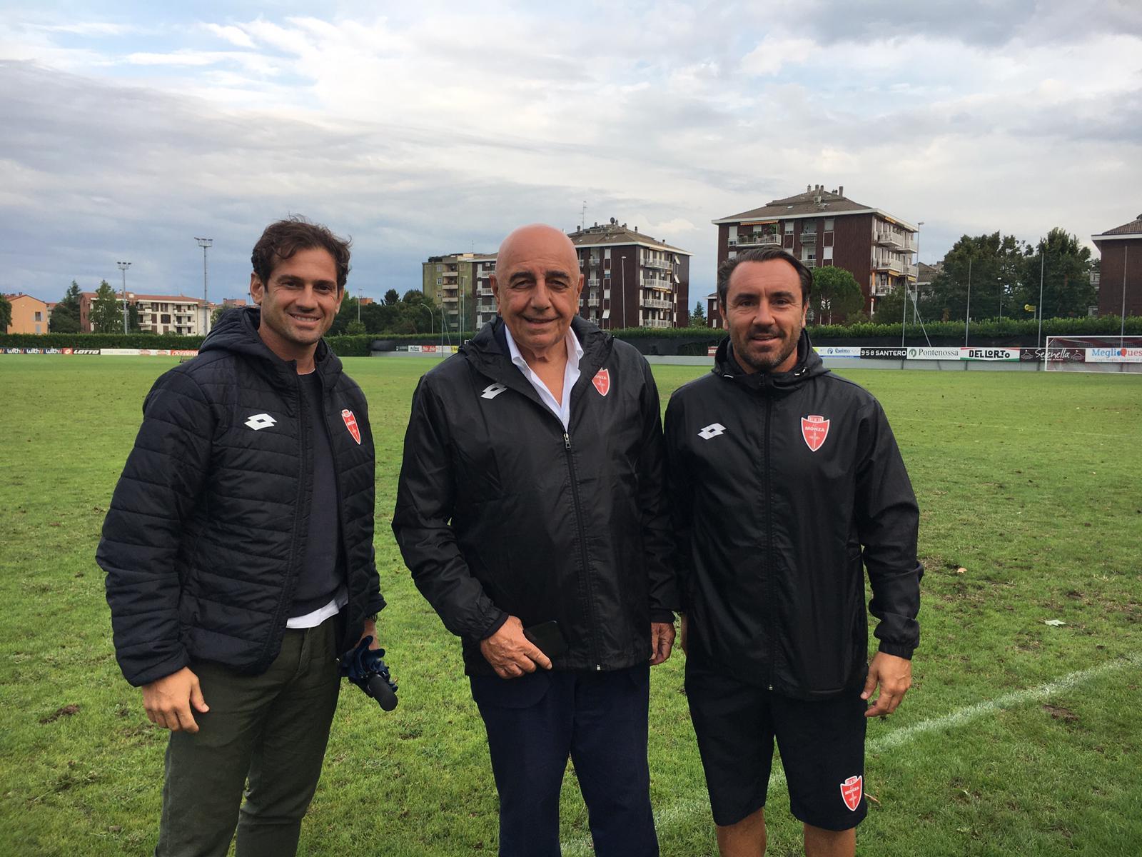 Antonelli Galliani Brocchi Monza